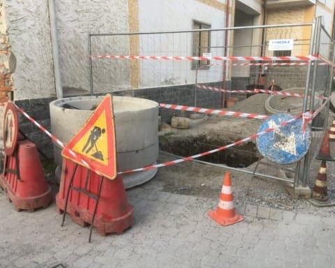 Smat, l'installazione delle saracinesche ad aprile 2018