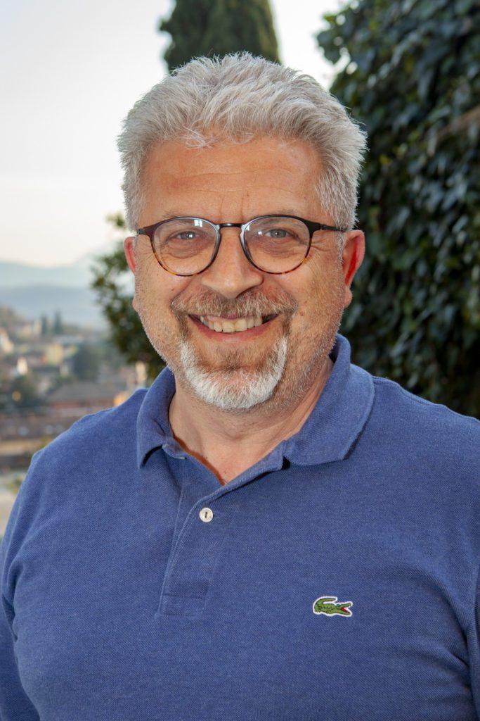 Gianfranco Crosasso, assessore alla Programmazione territoriale, Urbanistica, Trasporti, Assetto Idrogeologico