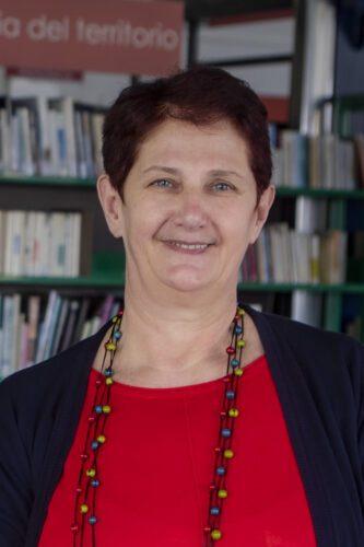 Paola Babbini, vicesindaco e assessora al Commercio